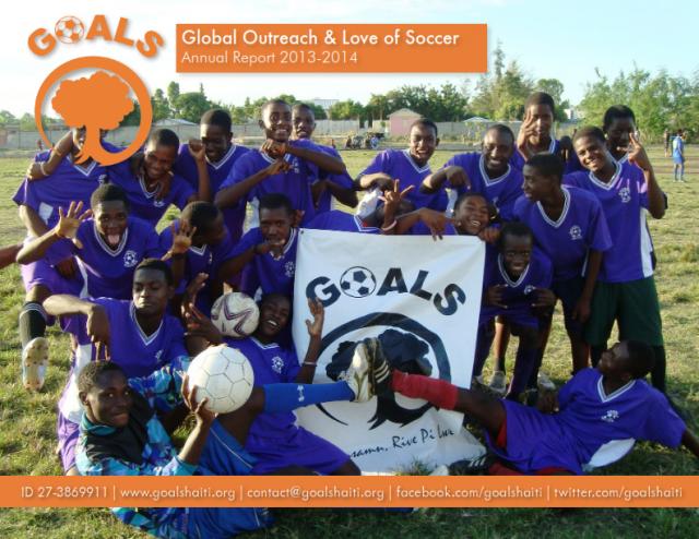 GOALS Haiti 2013/2014 Annual Report