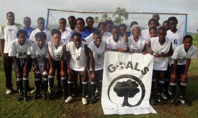Destra Girls Team