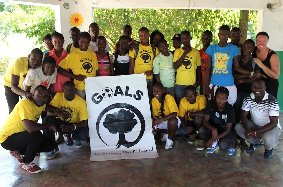 Meet the GOALS 2015 - 2016 Dream Team!