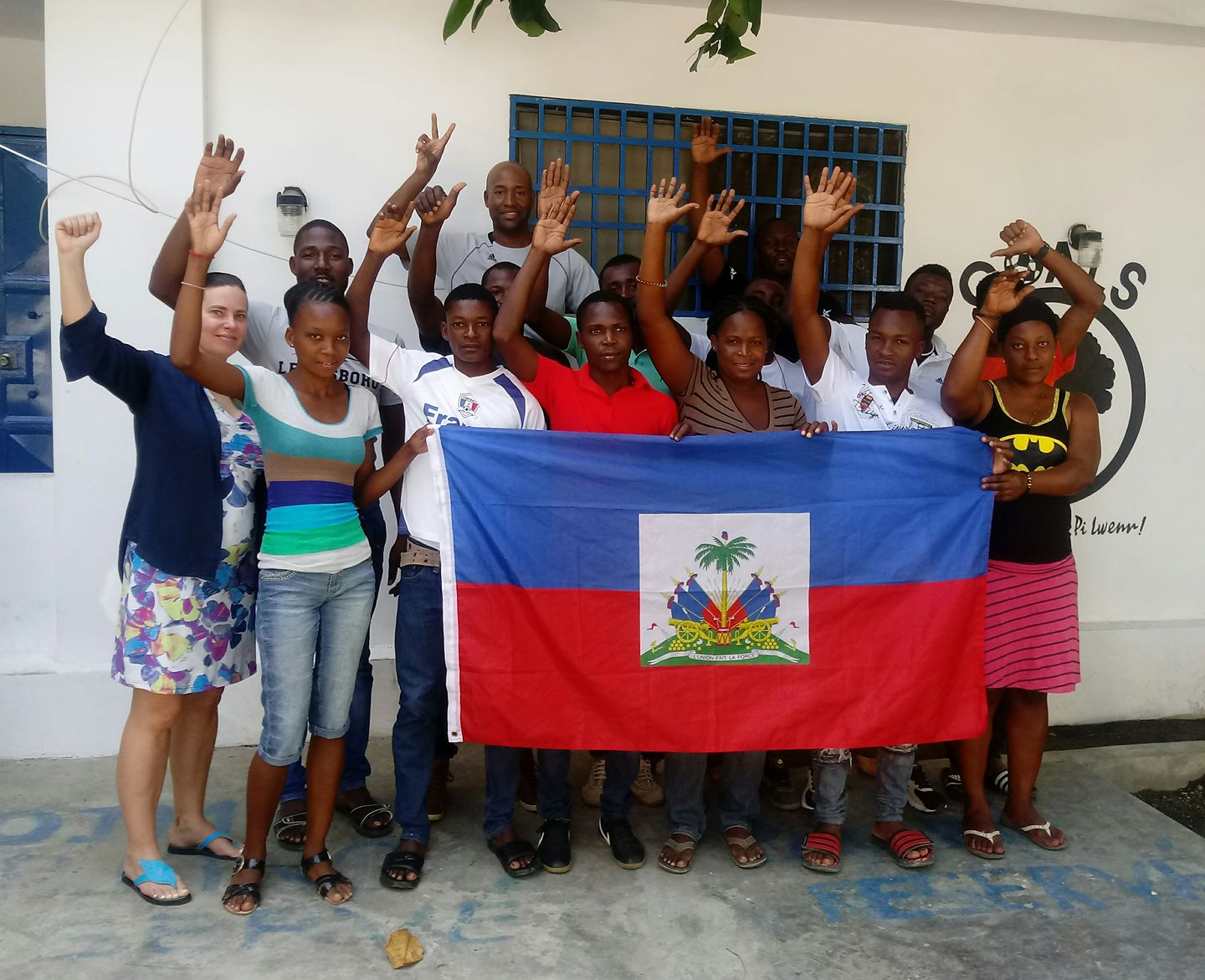 United with Haiti