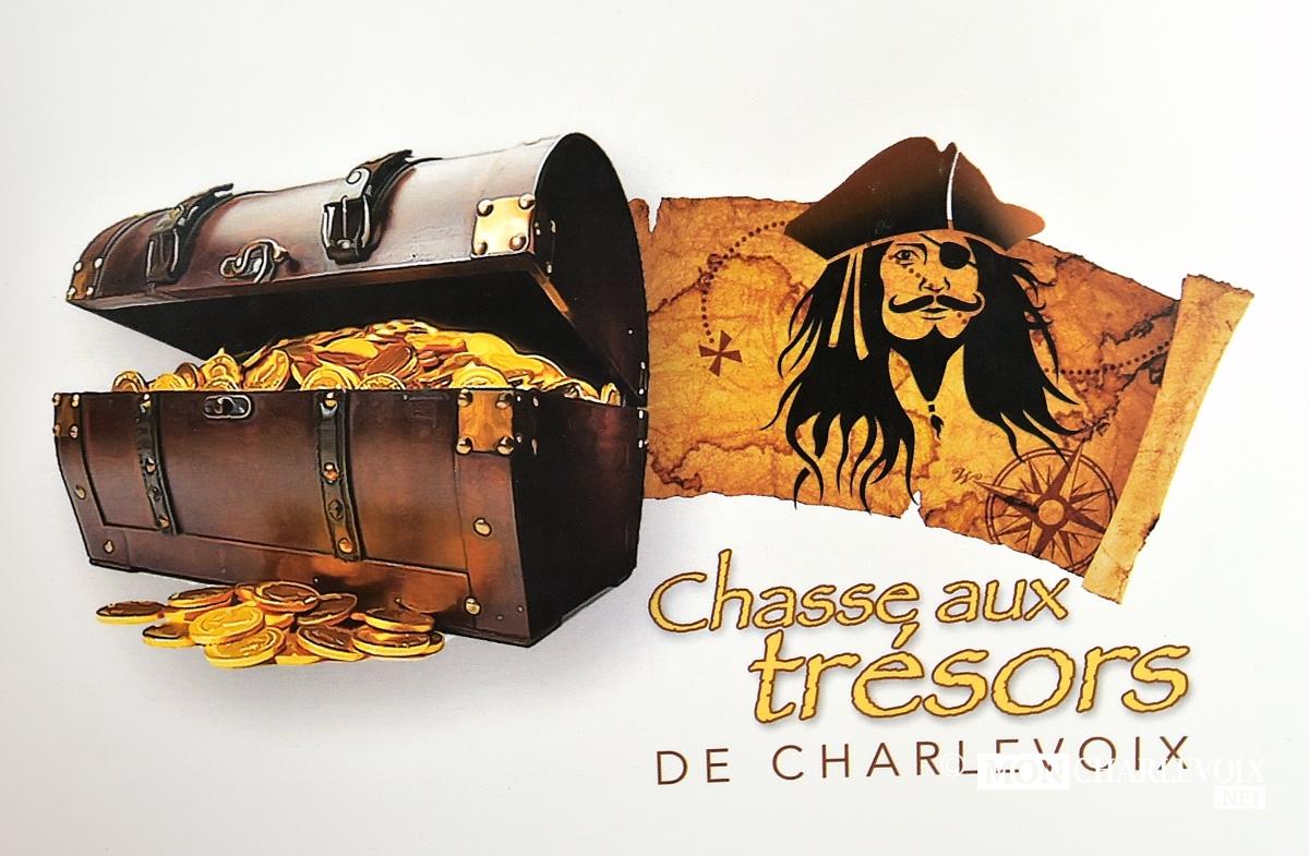 Chasse aux trésors charlevoix
