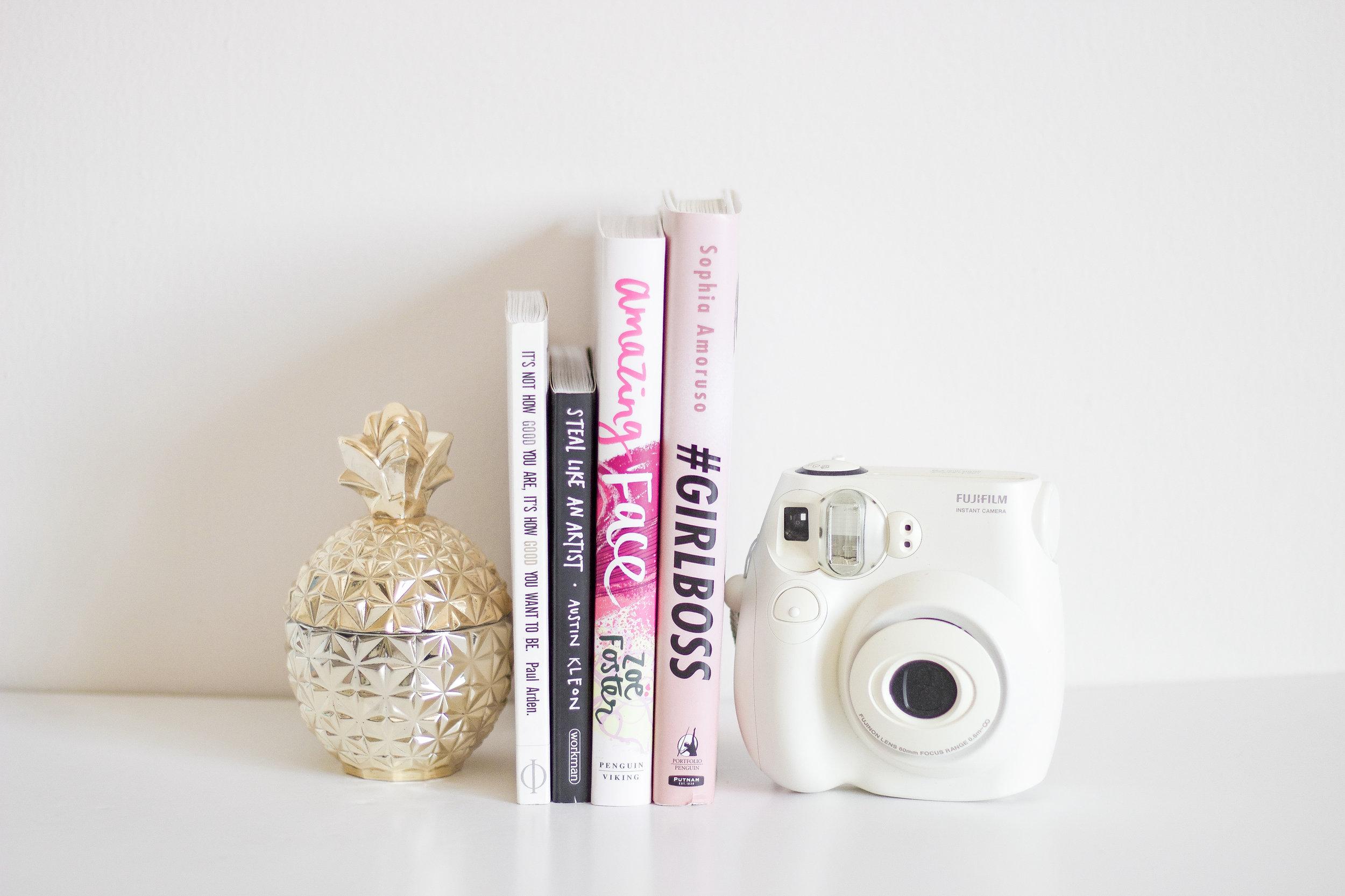 books-toy-camera-pineapple-jar.jpg