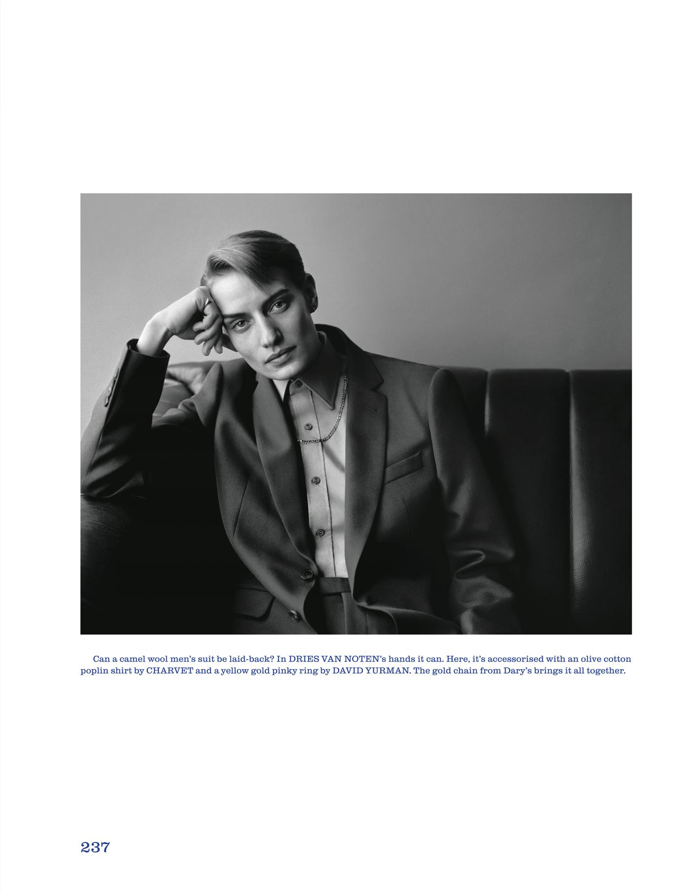 Ph. Alasdair McLellan | Vogue Italia