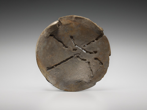 Plate, by Peter Voulkos
