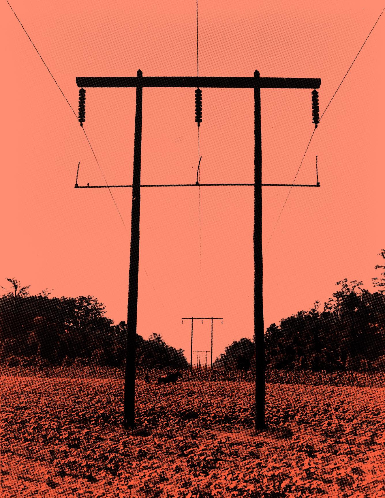 Original title: Rural electrification in Pulaski County, Arkansas. Dorothea Lange, June 1938.