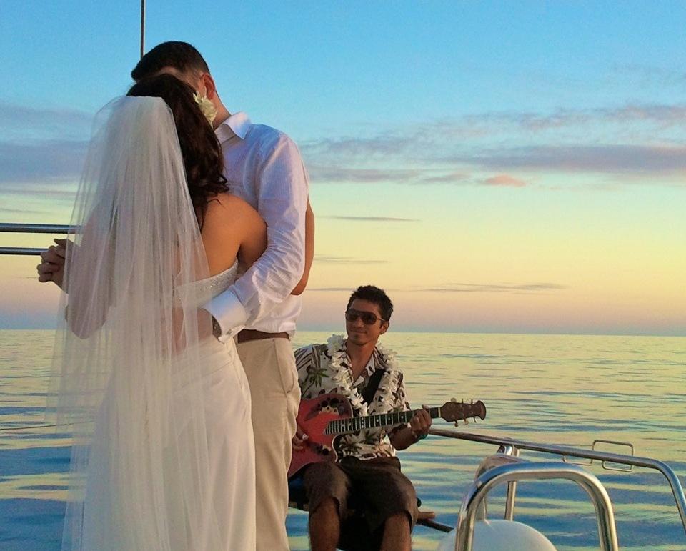 Wedding/ Nuptials Charters -