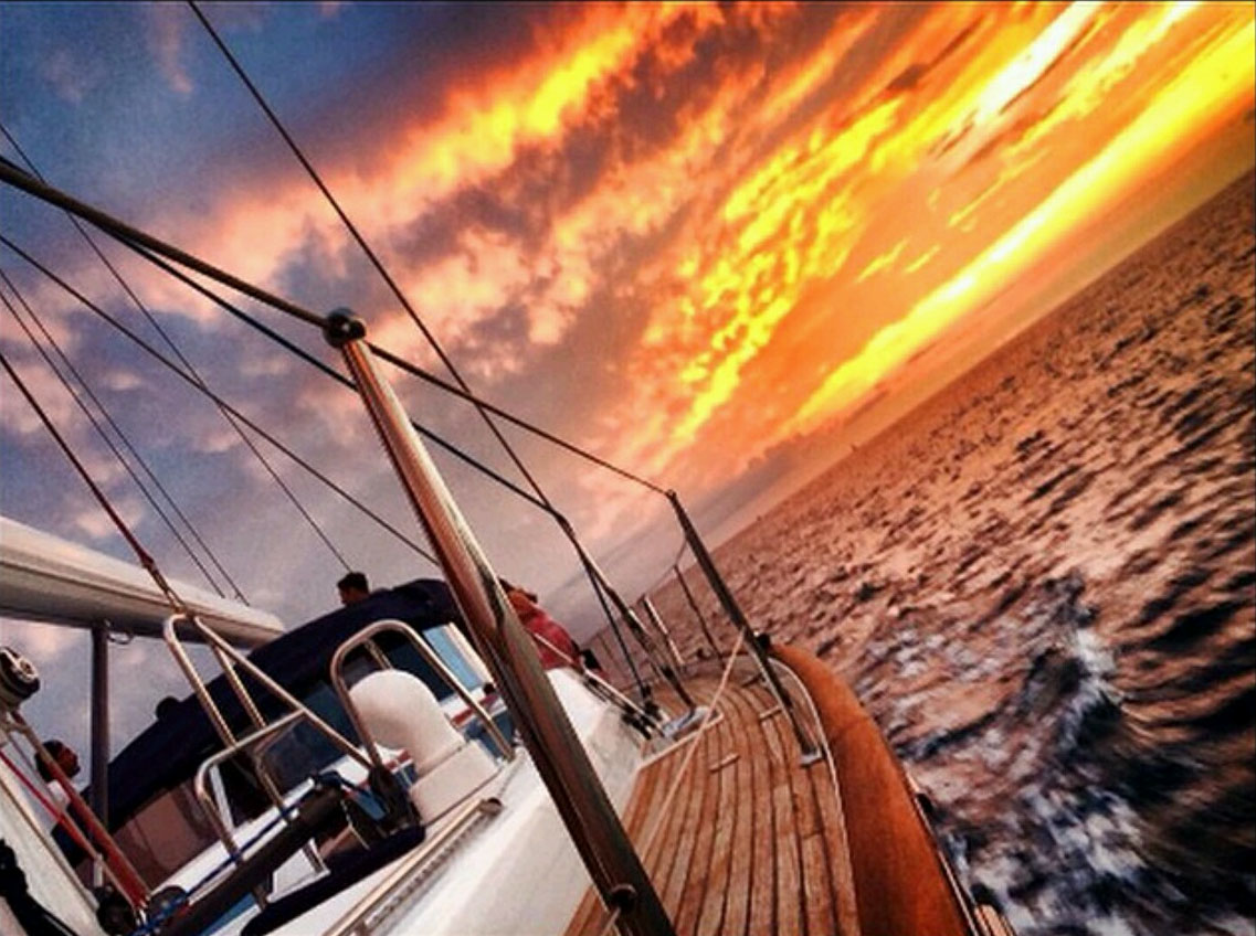 Sunset Cocktail Charters -