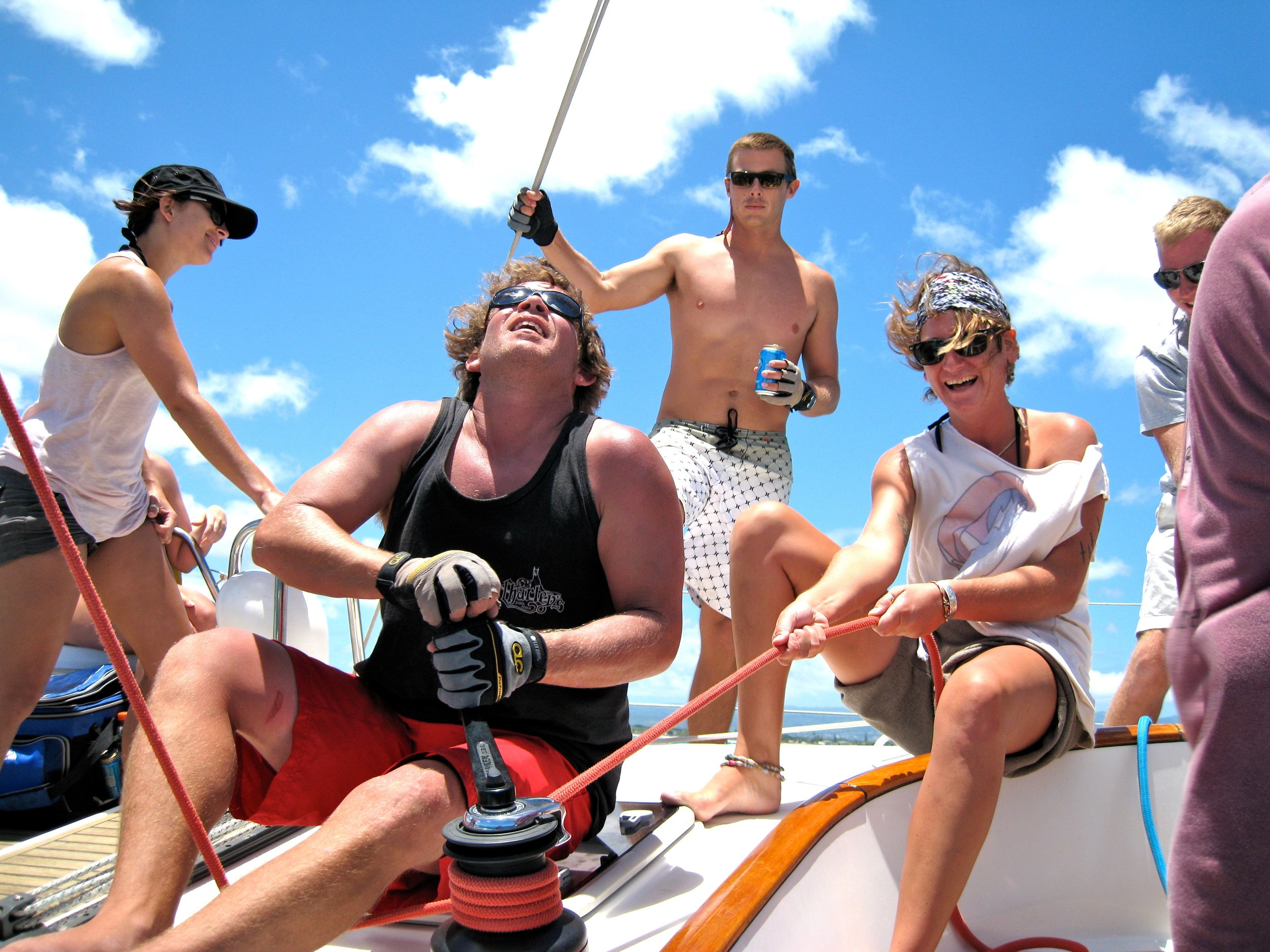 Large Group Charters -