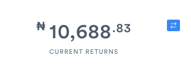 My returns after saving for 3+ months! :D