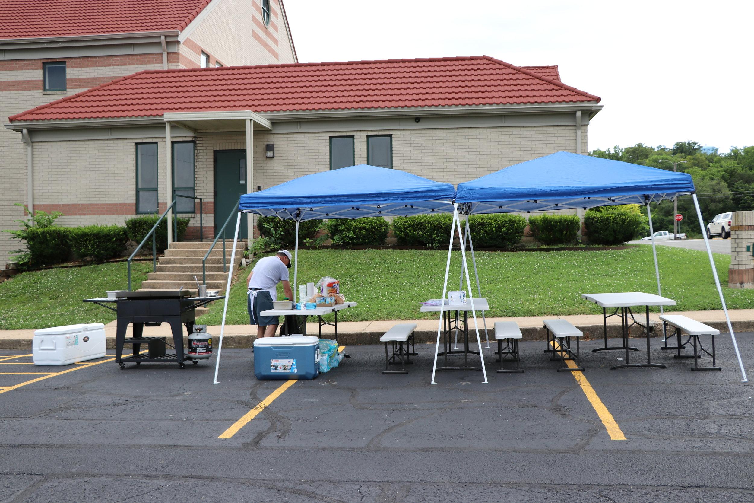 West Plains Setup