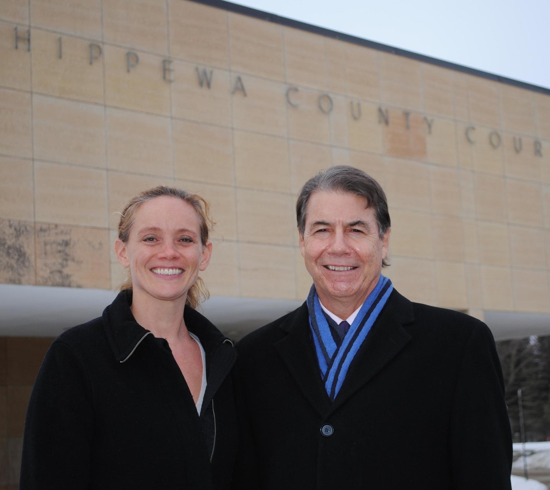 Dawn Schoep with attorney Brian Wojtalewicz.jpg