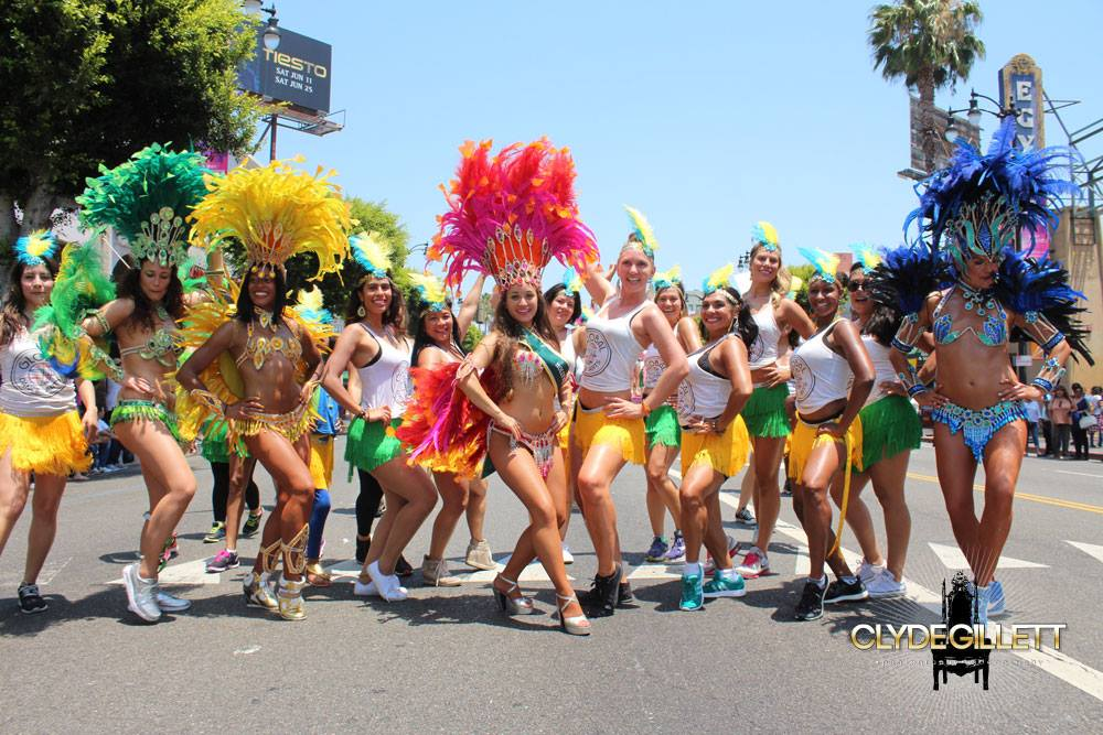 Los Angeles Culture Festival 2016 - Click to view