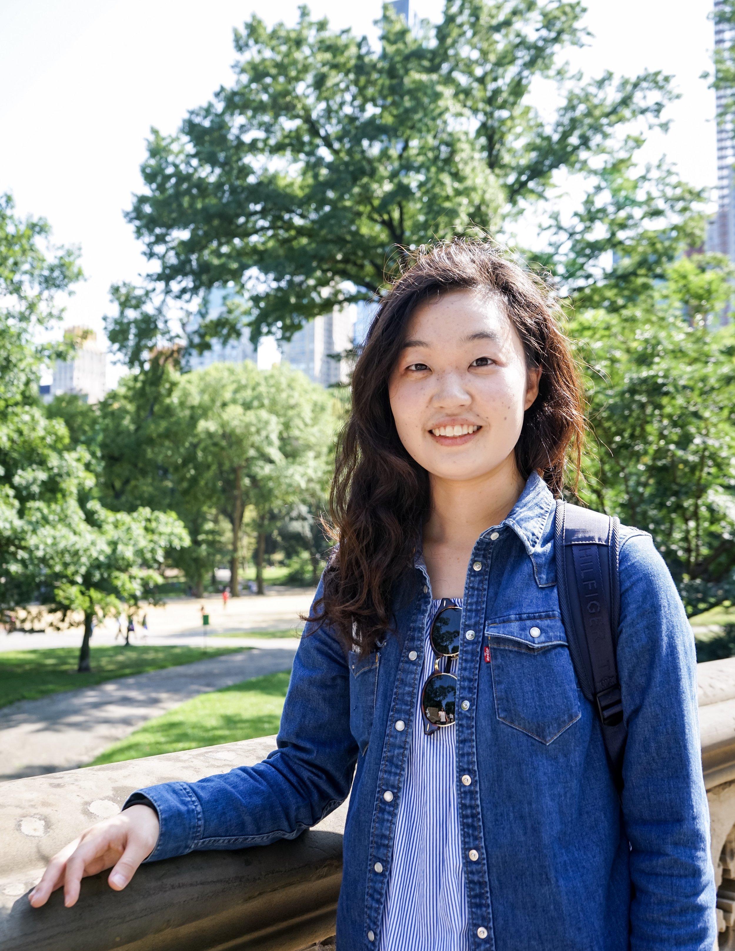 Tomomi Yoshida Undergraduate Student
