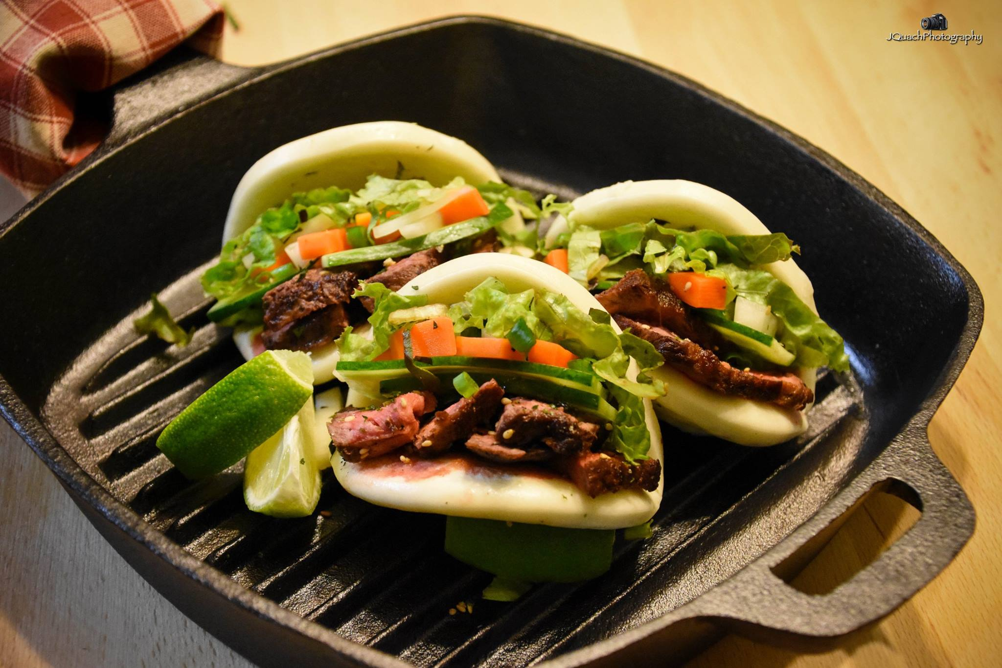 Steak Buns