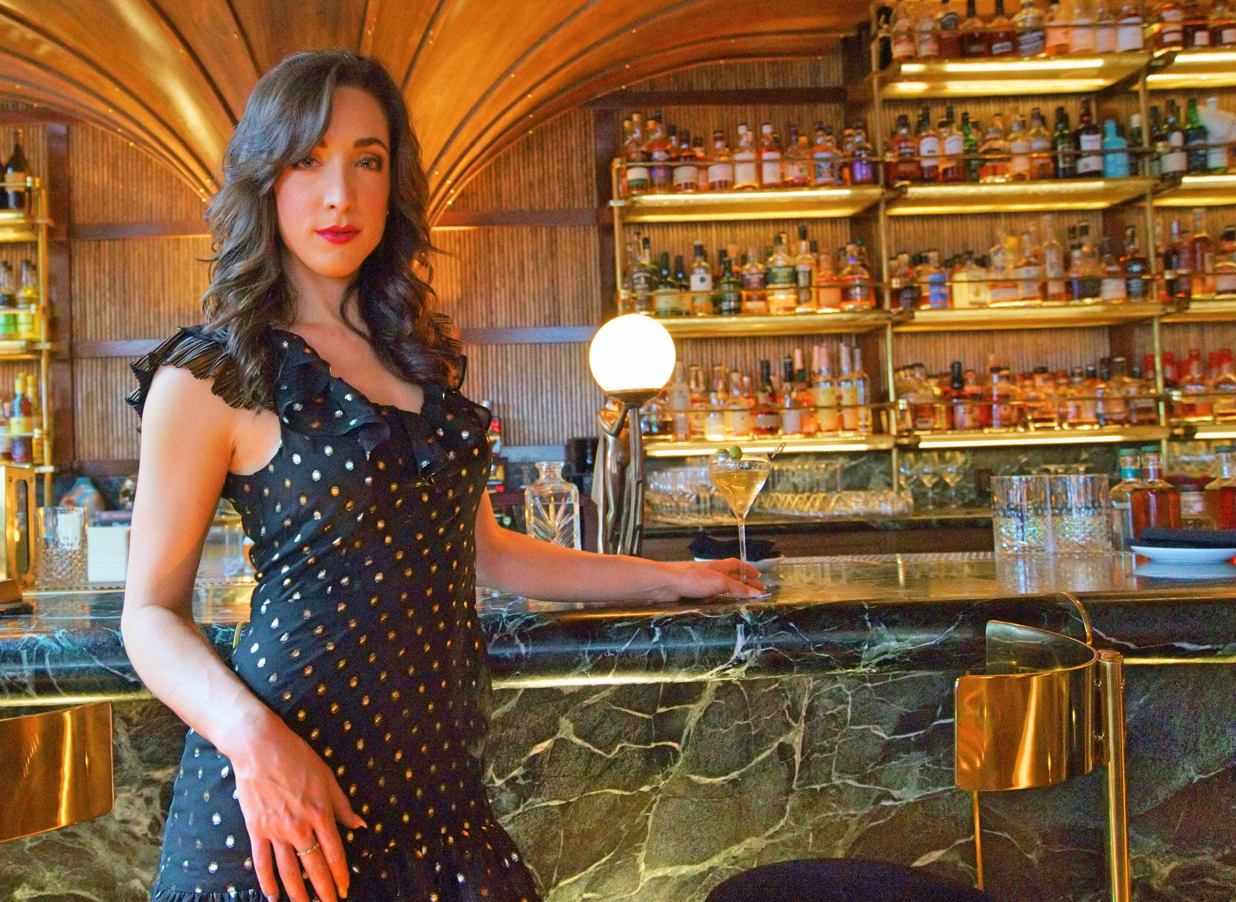 Born & Raised Martini Bar