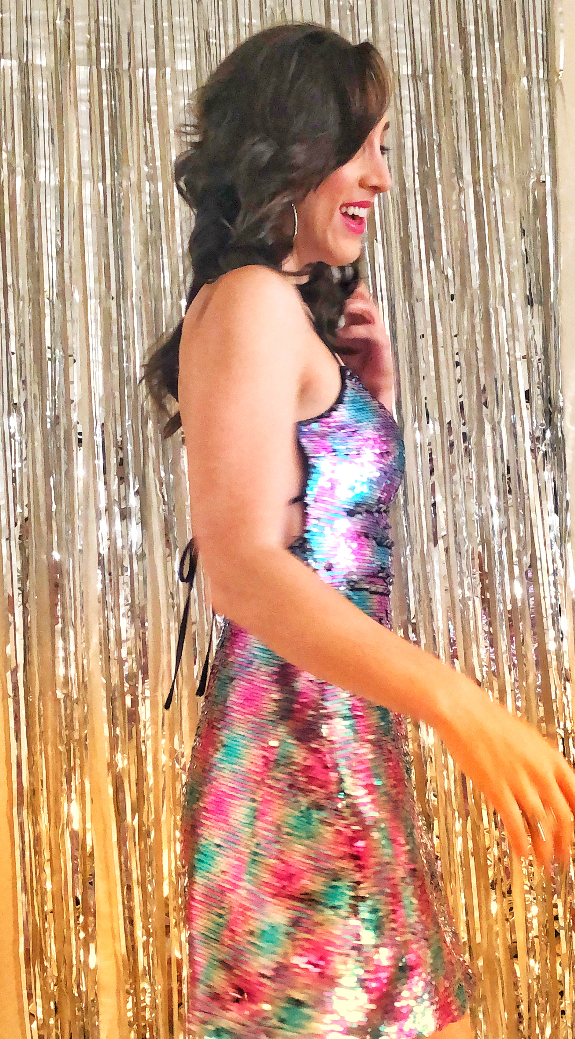 Revolve Clothing By The Way Sequin Dress