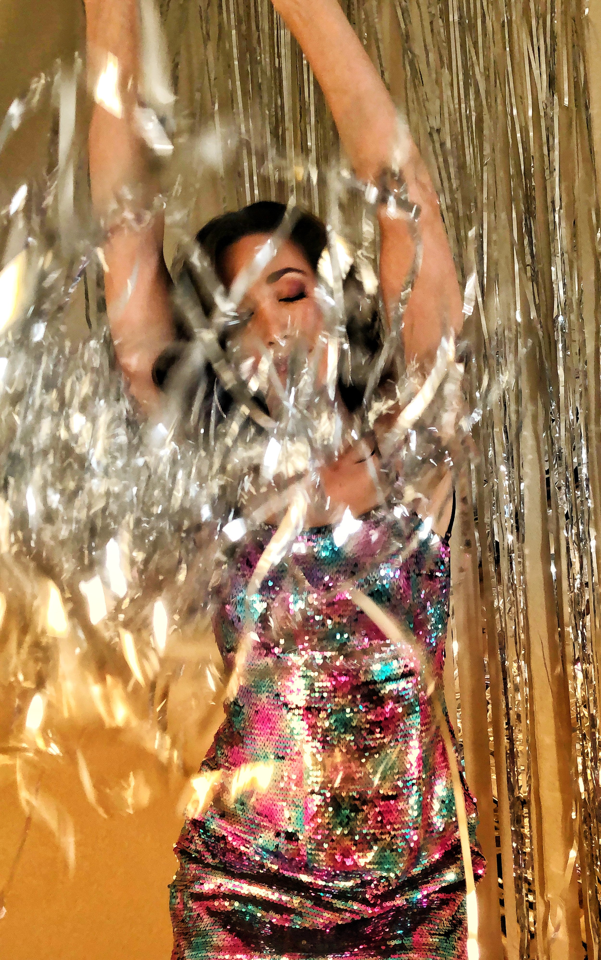New Year's Eve Sequin Dress Revolve Clothing By The Way Dress