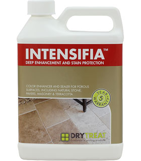 INTENSIFIA  is a deep colour enhancer and premium sealer.