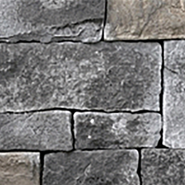 Dry Stacked Slate