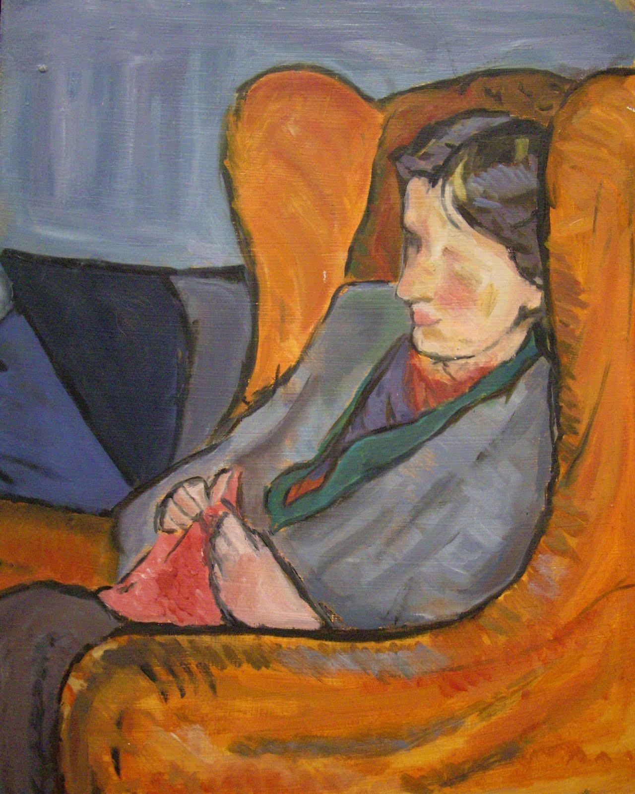Modernist Women Writers - Junior Tutorial, Fall 2016
