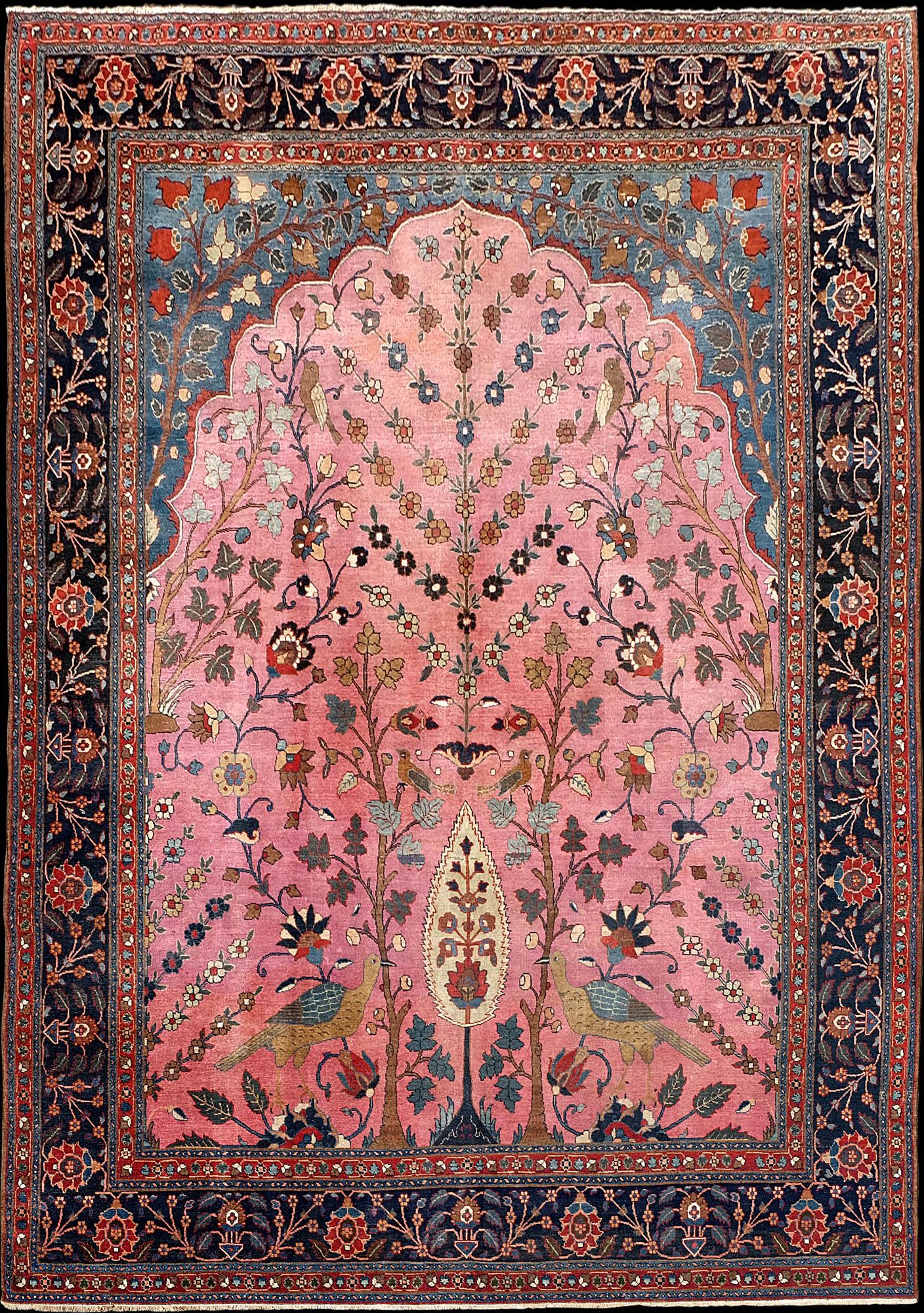 North West Persia | 404 x 284 cm