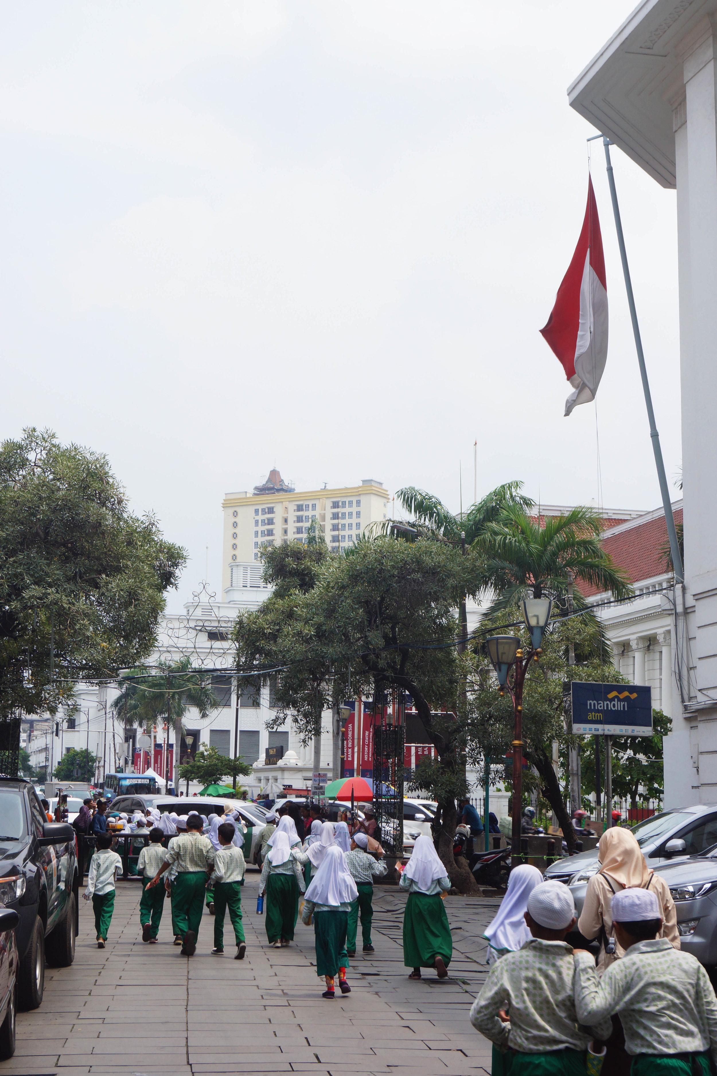 Old Town Jakarta.