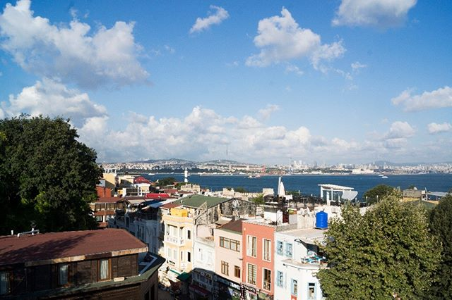 There's some conjecture over where Asia ends and Europe begins. (My vote is for the western shores of the Caspian). But crossing the Bosphorus, there is now no disputing I've left Asia behind, after 5.5 months, and finally made it to European soil.