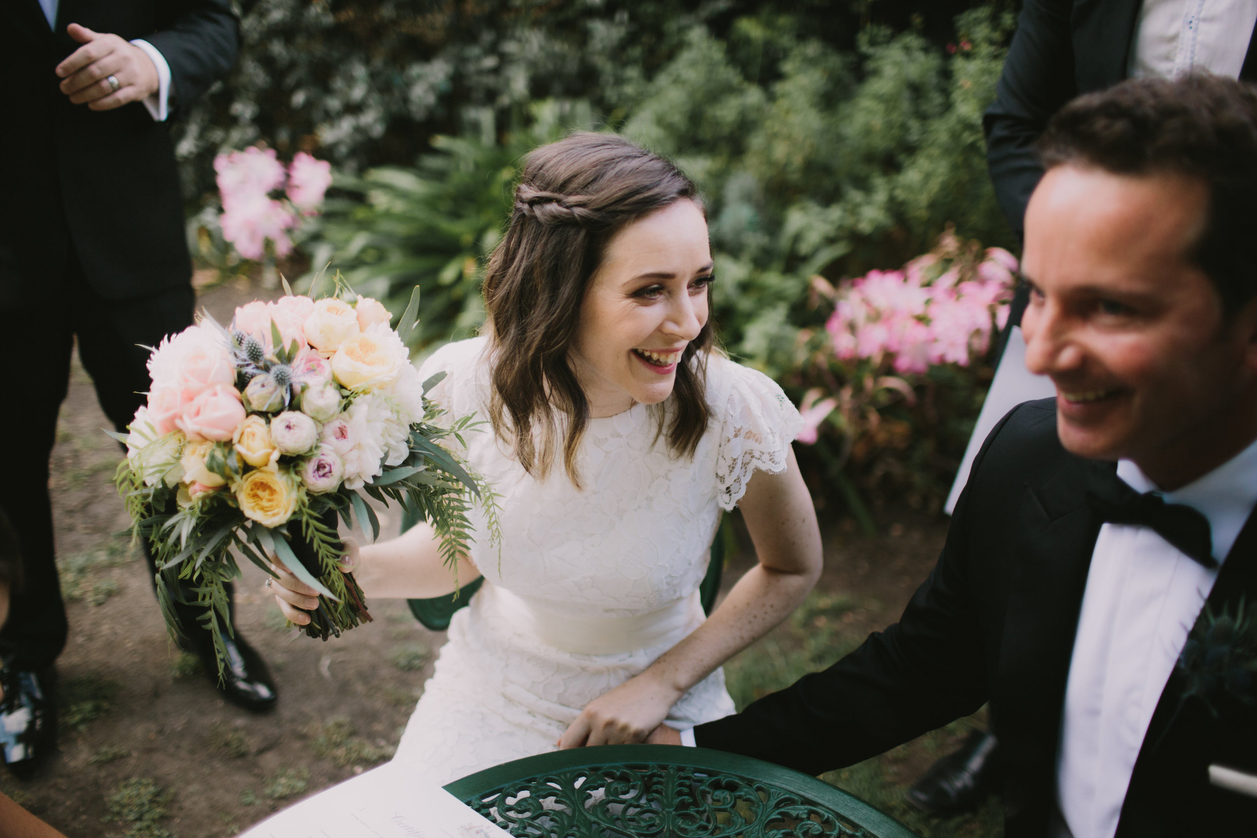 Briony + Brett - Photography by I Got You Babe Weddings