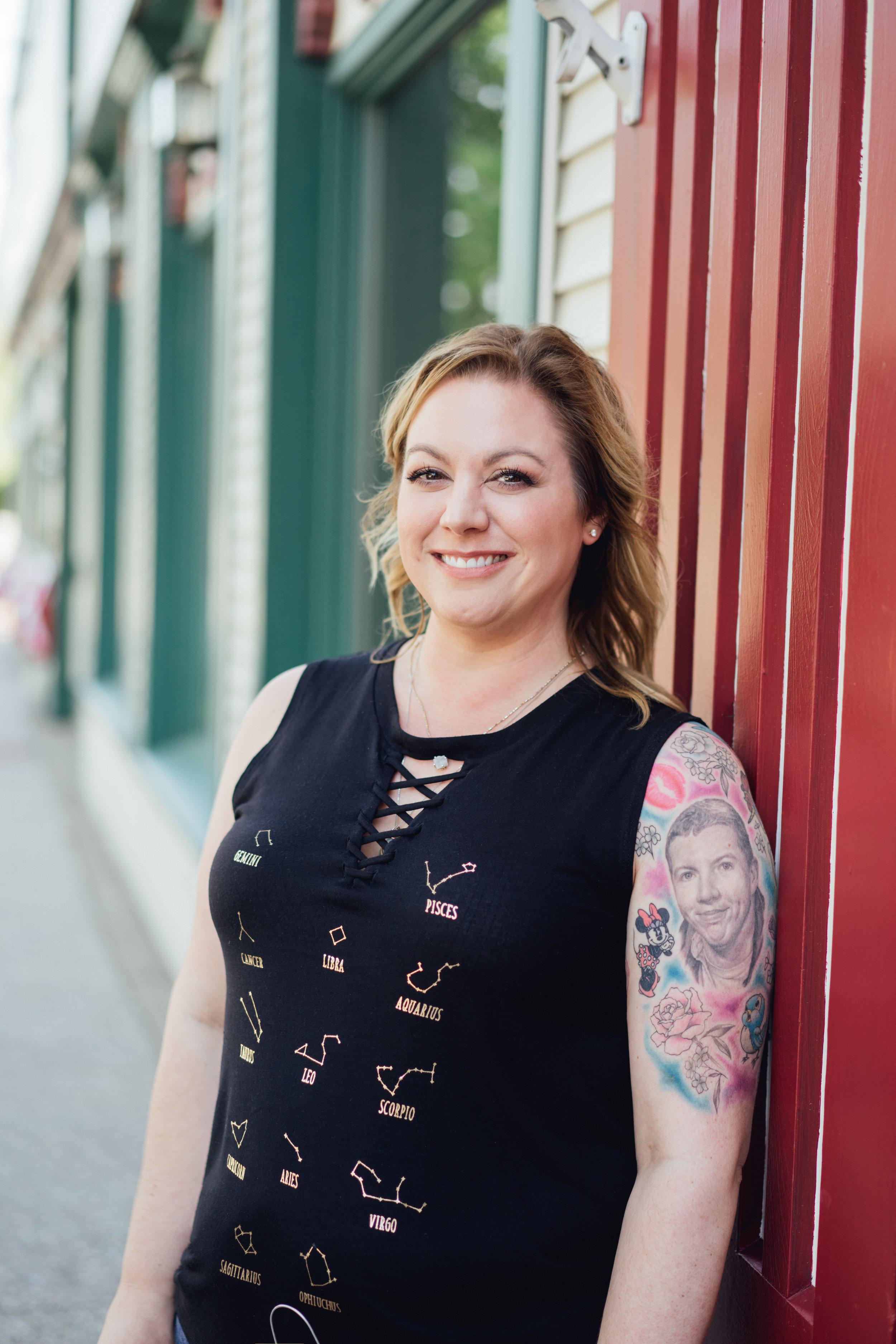 Margaret Brookman - Owner