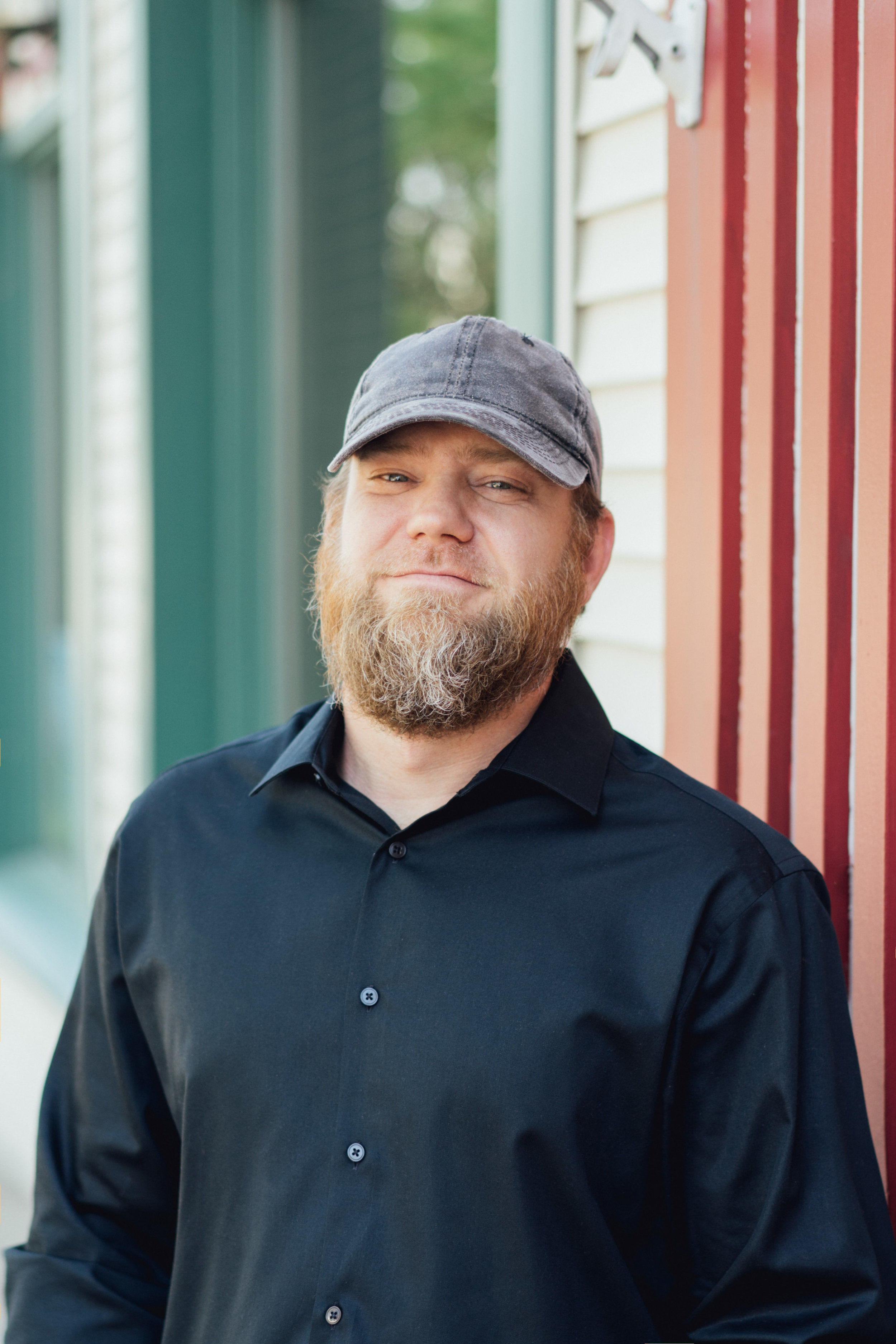 Jonah Brubaker - Shop Manager