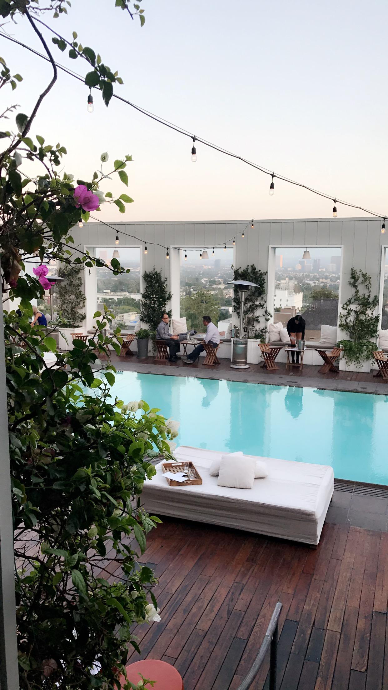Mondrian, Los Angeles