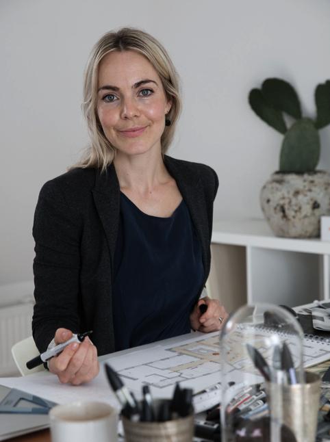 Camilla Graae Indretningsarkitekt
