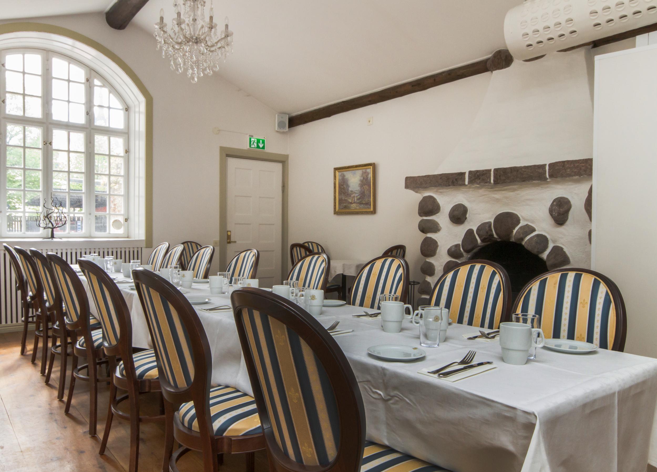 Borgen <br>  Restaurang & Festsalar