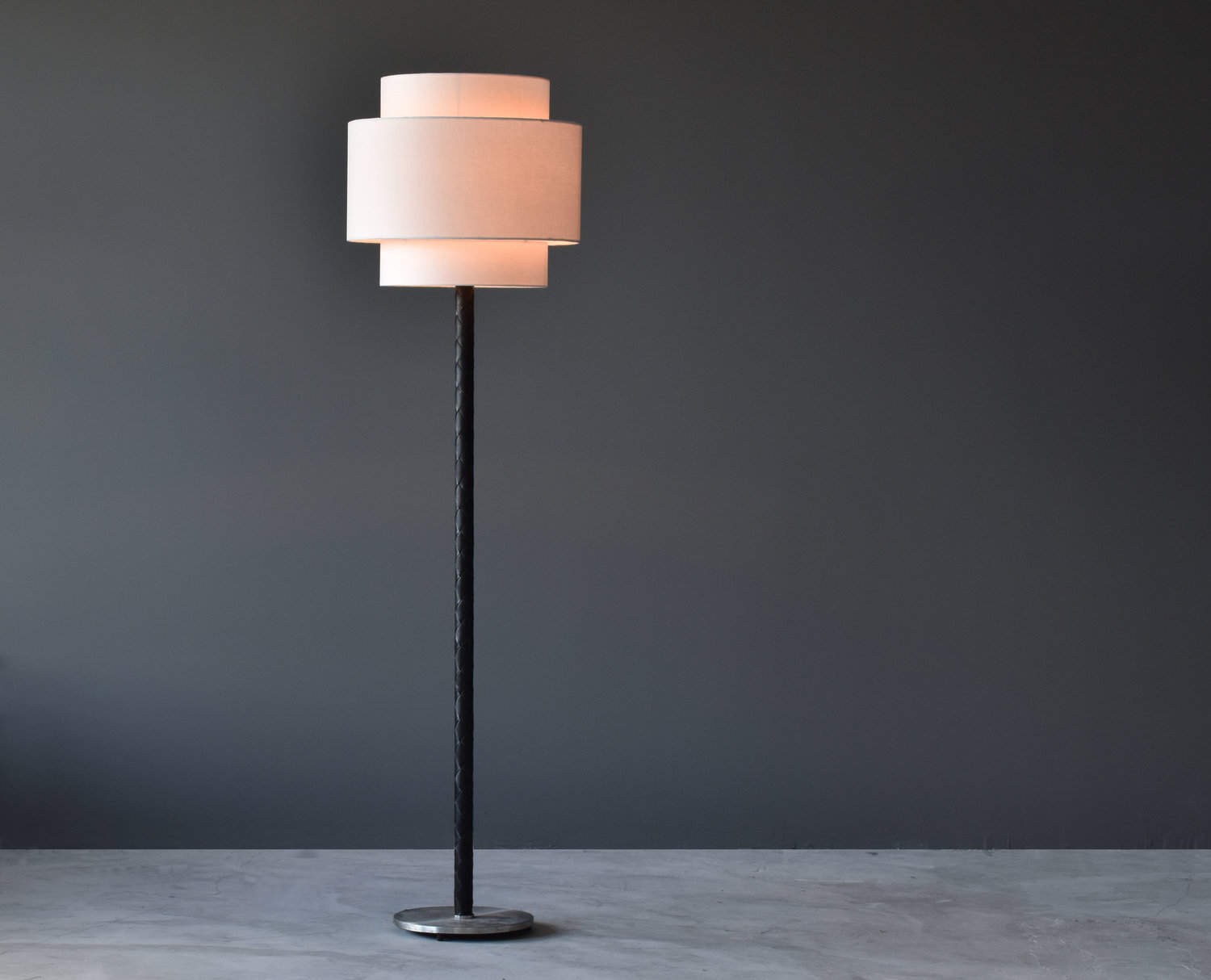 Danish Design Floor Lamp Ponce Berga