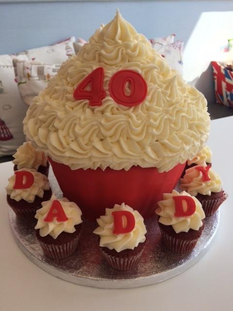 Daddy Giant Cupcake.JPG