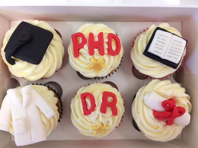 PHD Grad 6 cupcakes.jpg