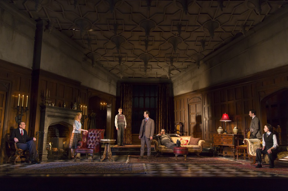 The Mousetrap at McCarter Theatre
