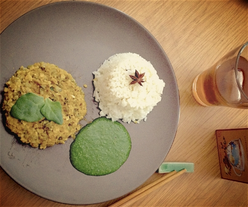 """""""When diet is wrong, medicine is of no use. When diet is correct, medicine is of no need."""" - Ayurvedic proverb"""