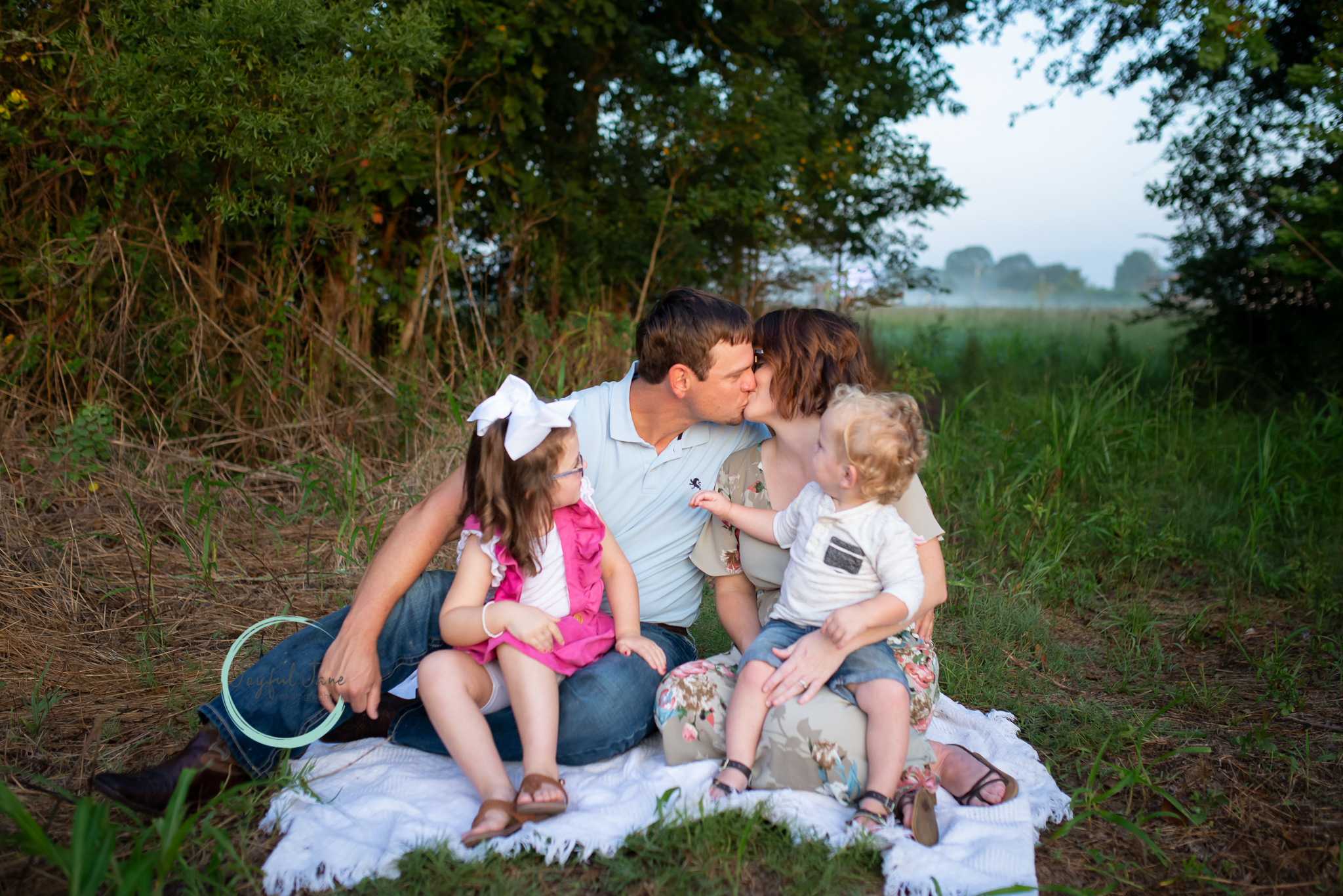 Louisiana lifestyle family photography