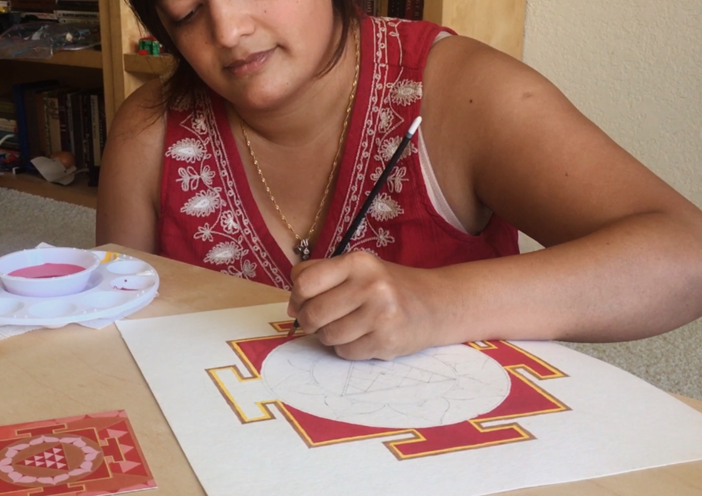 yantra painting