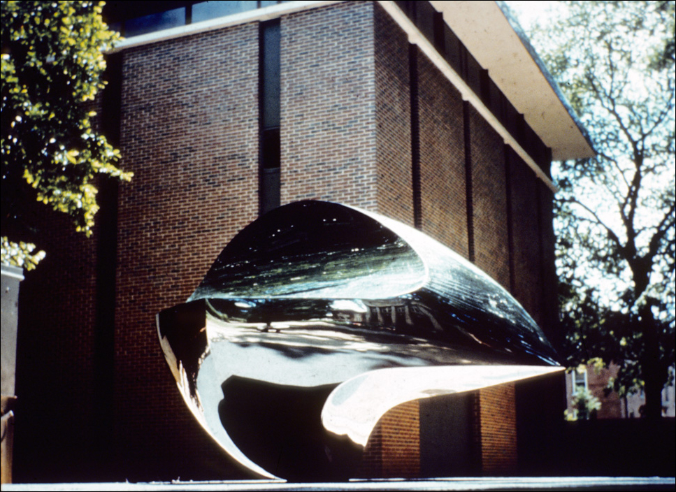 North Carolina State College, School of Design Garden, Raleigh, NC - 1961