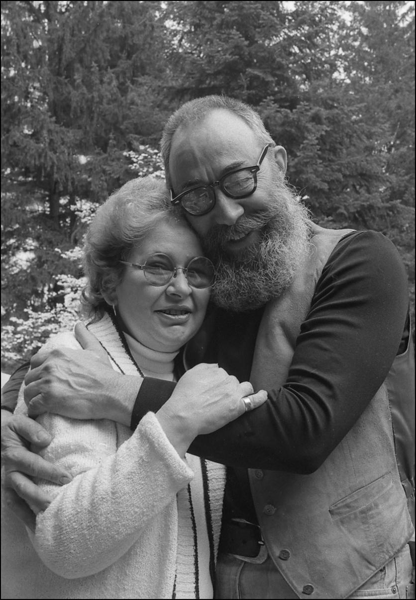 Roy & Mary