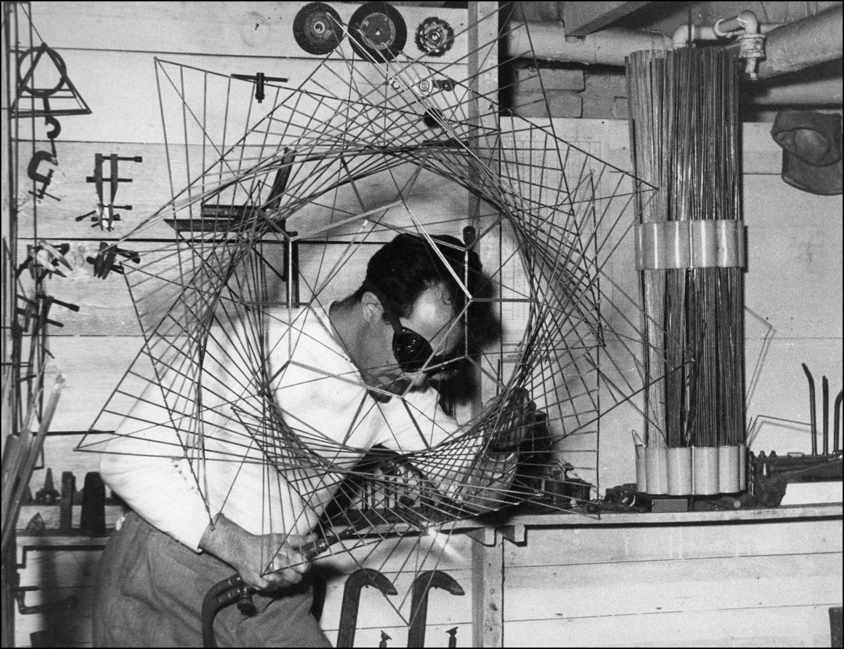 North Carolina Studio - 1954