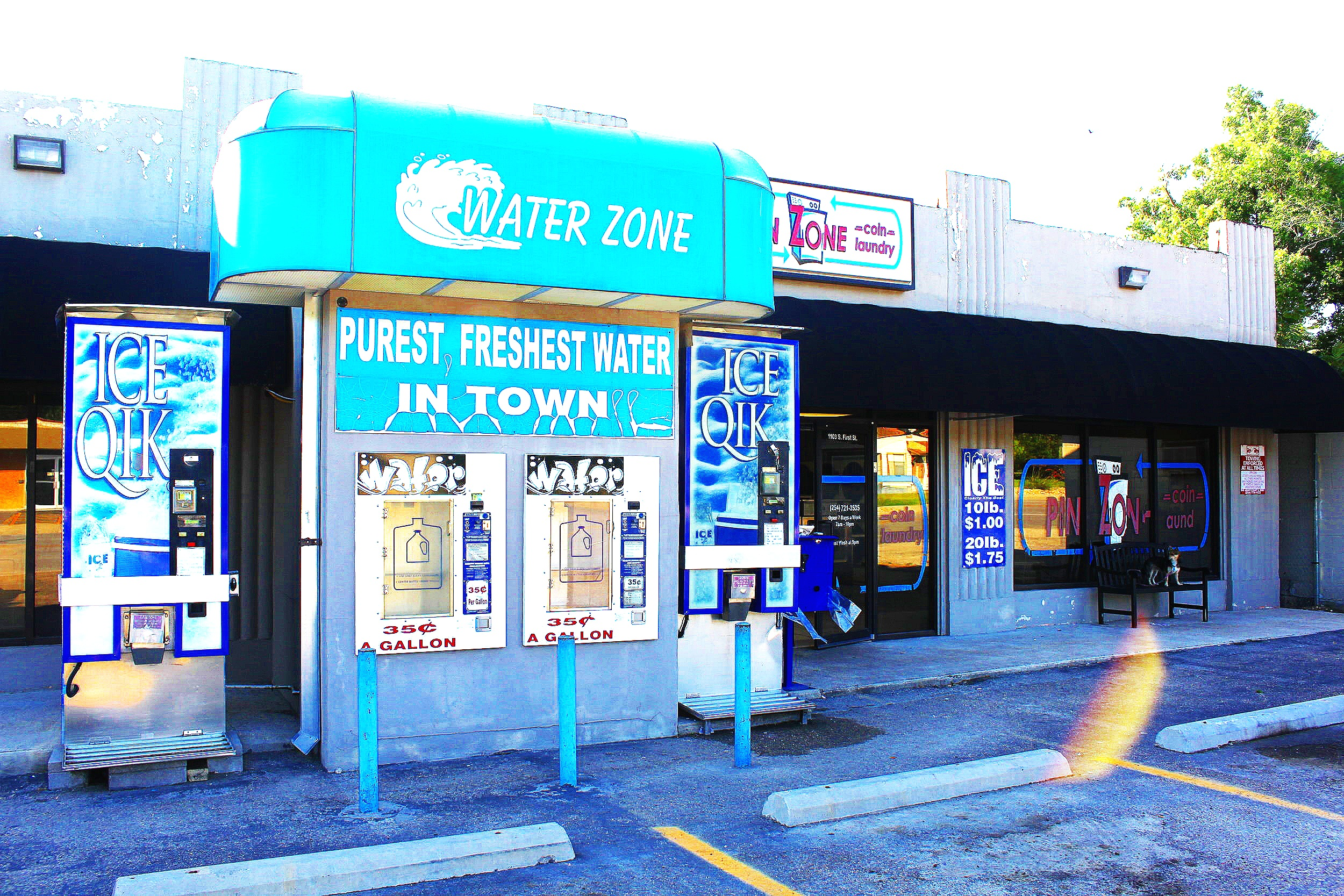 Spin Zone Coin Laundry #3
