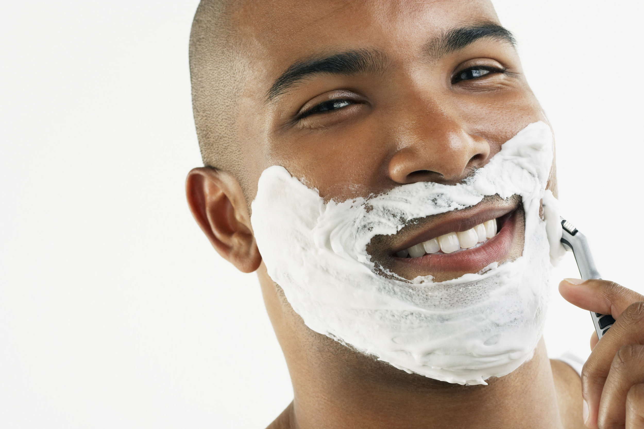 Be sure to shave using the proper tools to help prevent razor bumps and other skin irritations.