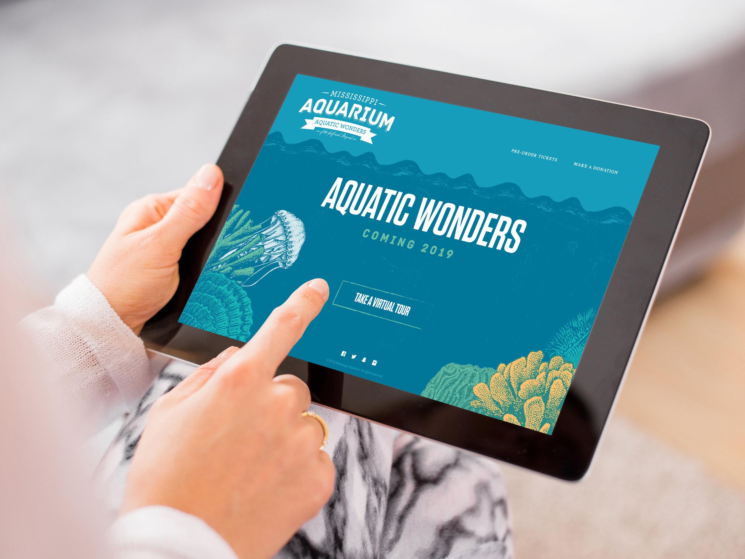 Mississippi Aquarium -