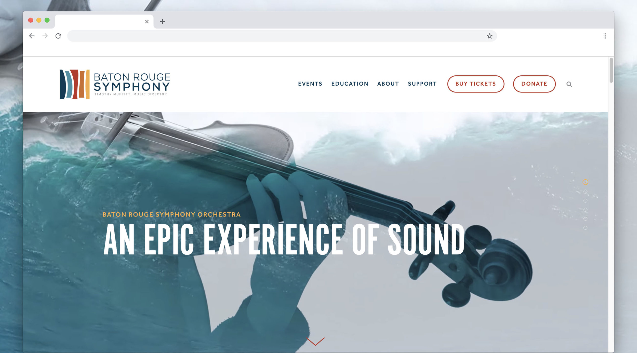 Baton Rouge Symphony Orchestra -