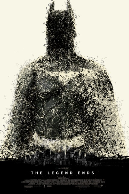 """""""It has been eight years since Batman (Christian Bale), in collusion with Commissioner Gordon (Gary Oldman), vanished into the night. Assuming responsibility for the death of Harvey Dent, Batman sacrificed everything for what he and Gordon hoped would be the greater good. However, the arrival of a cunning cat burglar (Anne Hathaway) and a merciless terrorist named Bane (Tom Hardy) force Batman out of exile and into a battle he may not be able to win."""""""