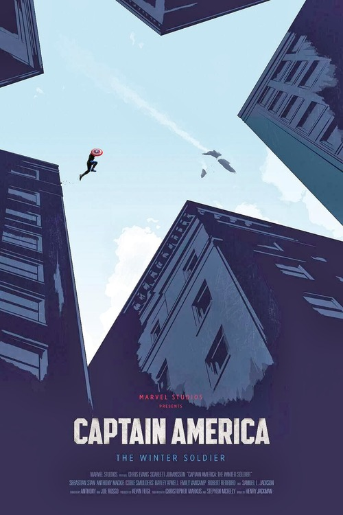 """After the cataclysmic events in New York with his fellow Avengers, Steve Rogers, aka Captain America (Chris Evans), lives in the nation's capital as he tries to adjust to modern times. An attack on a S.H.I.E.L.D. colleague throws Rogers into a web of intrigue that places the whole world at risk."""""""