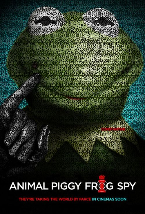 """""""Mayhem follows the Muppets overseas, as they find themselves unwittingly entangled in an international crime caper headed by Constantine-the World's Number One Criminal, a dead ringer for Kermit the Frog-and his dastardly sidekick Dominic, aka Number Two, portrayed by Ricky Gervais."""""""